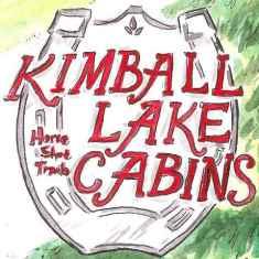 kimball lake cabins drawing