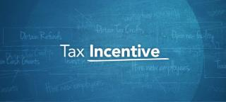 Tax Incentive graphic